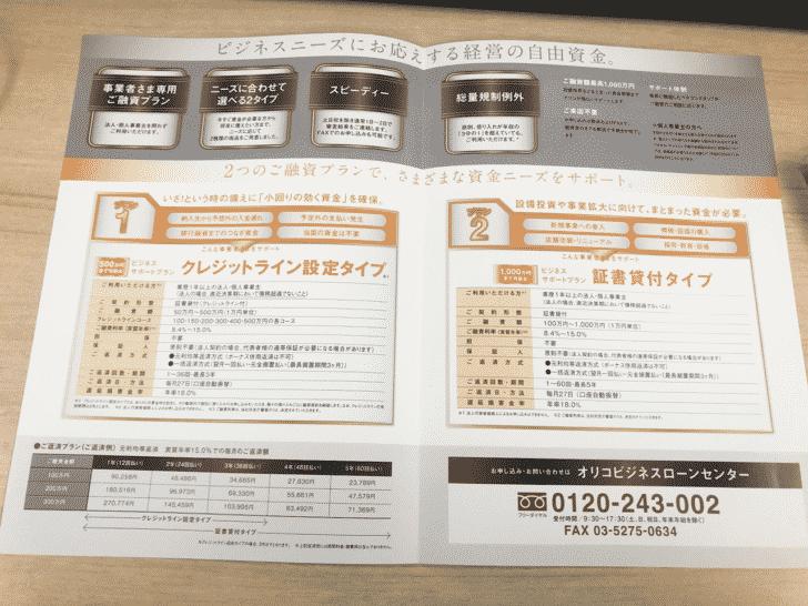 ビジネスサポートプラン・CREST for Bizのパンフレット